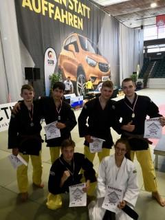 Ergebnisse Landesentscheid Jugendpokal U14, U16, U18