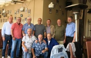 JCR-Veteranen Treffen im Oktober 2018