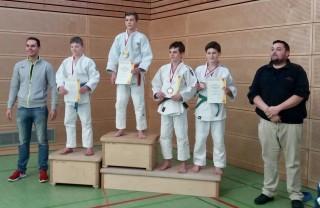 Hessische Einzelmeisterschaft U15