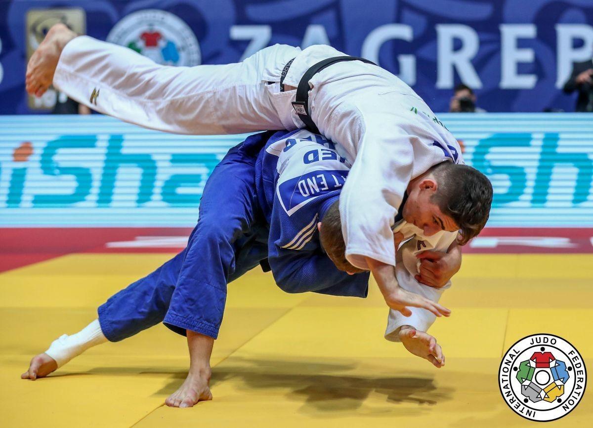 Eduard Trippel scheitert in Runde 2 an späterem Weltmeister