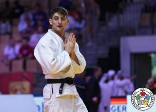 Eduard Trippel gewinnt Bronze beim Grand Slam in Abu Dhabi