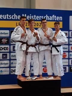 Bronze für Maris Görner bei den Deutschen Meisterschaften U18