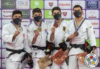 Eduard Trippel gewinnt Bronze beim World Masters in Doha
