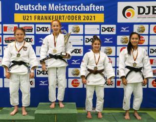 Bronze für Anja Schneider bei der DEM U21